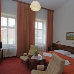 Отель SLAVIA 3* Стандартный номер с различными типами кроватей фото 3