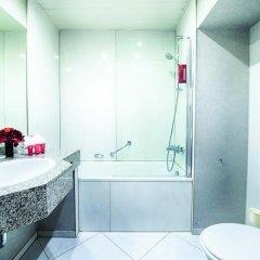 Отель Leonardo Frankfurt City South ванная