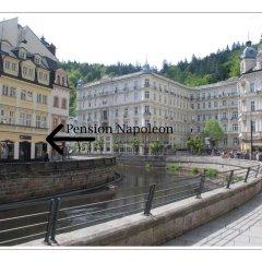 Отель Pension Napoleon Чехия, Карловы Вары - отзывы, цены и фото номеров - забронировать отель Pension Napoleon онлайн