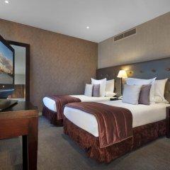 K West Hotel & Spa 4* Номер Делюкс с различными типами кроватей фото 10