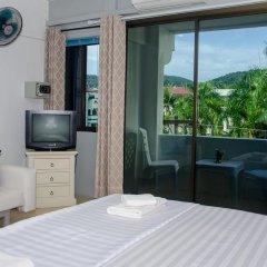 Отель Allstar Guesthouse 2* Номер Делюкс разные типы кроватей фото 4