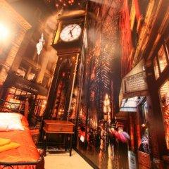 Herzen House Hotel Стандартный семейный номер с двуспальной кроватью фото 5