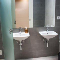The Nook Hostel Понта-Делгада ванная