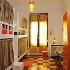 Lisboa Central Hostel Стандартный номер с 2 отдельными кроватями (общая ванная комната) фото 7