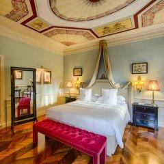 Отель Villa Cora 5* Номер Делюкс с различными типами кроватей фото 4