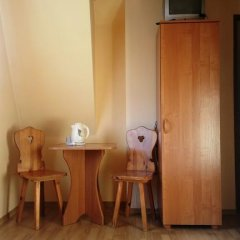 Отель Janosik 3* Стандартный номер фото 7
