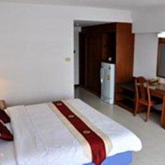 Отель L.A. Tower Bangkok 3* Стандартный номер разные типы кроватей фото 3
