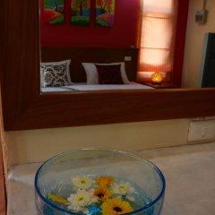 Отель Phalarn Inn Resort 2* Бунгало с различными типами кроватей фото 12