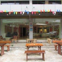 Sibamboo Hostel & Bar Бангкок питание фото 3
