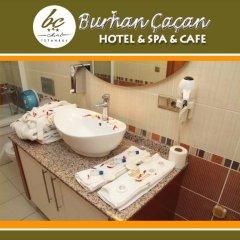 BC Burhan Cacan Hotel & Spa & Cafe 3* Стандартный номер с различными типами кроватей фото 4