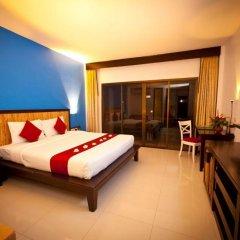 Отель Railay Princess Resort & Spa 3* Улучшенный номер с различными типами кроватей фото 2