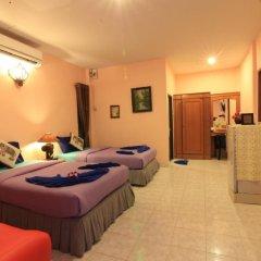 Отель Saladan Beach Resort 3* Бунгало с различными типами кроватей фото 18