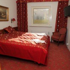 Hotel Postgaarden 3* Стандартный номер с различными типами кроватей фото 3