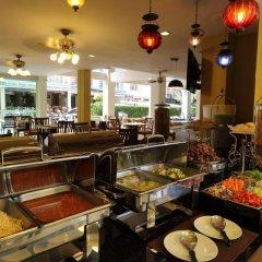 Ansino Bukit Hotel 3* Улучшенный номер двуспальная кровать фото 19