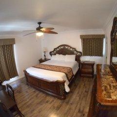 Отель Sunset Motel 2* Люкс с различными типами кроватей фото 19