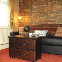 Отель Hallmark Inn Manchester South удобства в номере