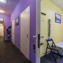 Mini-Hotel Na Beregah Nevy Номер с общей ванной комнатой с различными типами кроватей (общая ванная комната) фото 2