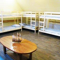 Хостел Маня Кровать в мужском общем номере с двухъярусной кроватью фото 7