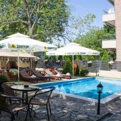 Отель Villa Mystique бассейн фото 3