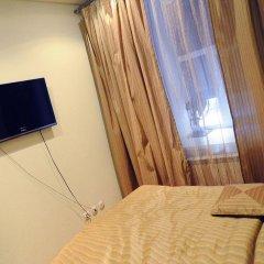 Гостиница Легенда Петропавловка Стандартный номер с различными типами кроватей фото 5