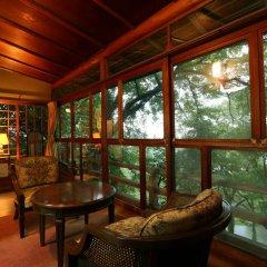 Отель Senzairou Йоро балкон