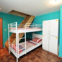 Backpacker Hostel Кровать в общем номере с двухъярусной кроватью фото 14