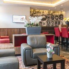 Отель Bastion Hotel Amsterdam Airport Нидерланды, Хофддорп - отзывы, цены и фото номеров - забронировать отель Bastion Hotel Amsterdam Airport онлайн интерьер отеля фото 3