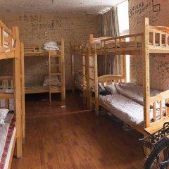 Dengba Hostel Chengdu Branch Кровать в общем номере с двухъярусной кроватью фото 5