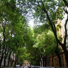 Апартаменты Romantic Garden Art Studio near Andrassy Avenue