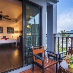 Отель Krabi Cha-da Resort 4* Номер Делюкс с различными типами кроватей фото 13