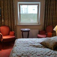 Hotel Postgaarden 3* Стандартный номер с различными типами кроватей фото 6