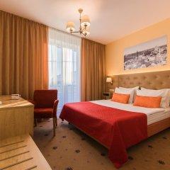 Отель Radi un Draugi 4* Стандартный номер с двуспальной кроватью фото 4