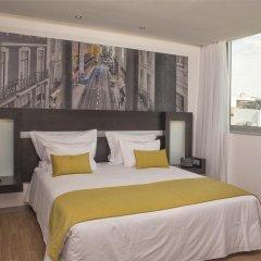 Jupiter Lisboa Hotel 4* Стандартный номер с различными типами кроватей фото 3