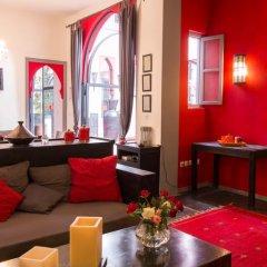 Отель Riad Alegria Марокко, Марракеш - отзывы, цены и фото номеров - забронировать отель Riad Alegria онлайн интерьер отеля фото 3