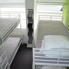 Отель Interhostel 2* Кровать в общем номере с двухъярусной кроватью фото 10
