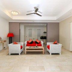 Отель Aleesha Villas 3* Представительский люкс с различными типами кроватей фото 11