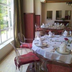 Отель Parador de Limpias питание