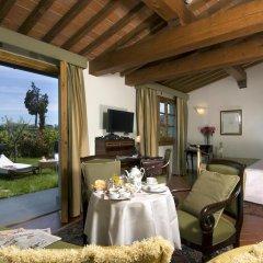 Отель Villa Olmi Firenze 4* Стандартный номер с различными типами кроватей фото 8