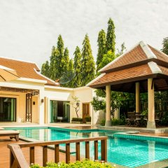 Отель Lake View Baan Bua Villas by Railand бассейн фото 3