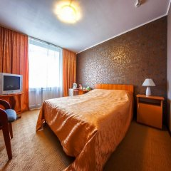 Гостиница Аврора 3* Стандартный номер с разными типами кроватей фото 36