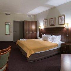 Гостиница Золотой Затон 4* Стандартный номер с двуспальной кроватью фото 2
