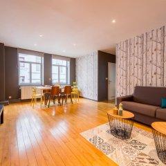 Отель Smartflats City - Royal Апартаменты с различными типами кроватей фото 9