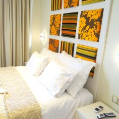 Отель Aeollos Греция, Пефкохори - отзывы, цены и фото номеров - забронировать отель Aeollos онлайн комната для гостей фото 5