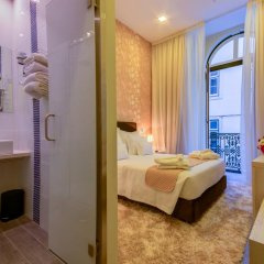 Отель Inn Rossio 2* Стандартный номер