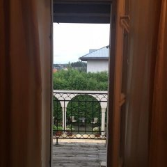 Отель Bellavilla Вильнюс балкон