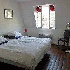 Отель St Jacques Notre Dame Париж комната для гостей фото 5
