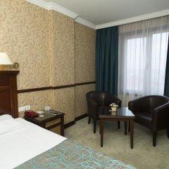 Topkapi Inter Istanbul Hotel 4* Стандартный номер с различными типами кроватей фото 21