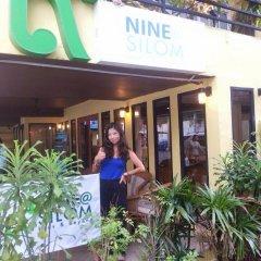 Отель Nine@silom Бангкок бассейн