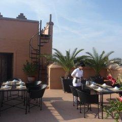 Отель Riad Matham Марокко, Марракеш - отзывы, цены и фото номеров - забронировать отель Riad Matham онлайн питание