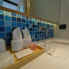 Отель Deep Blue Z10 Pattaya Стандартный номер с различными типами кроватей фото 12